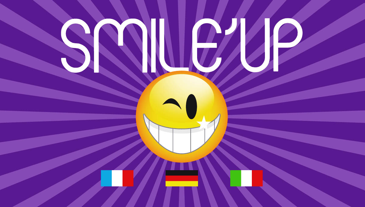 Smile'Up Homepage
